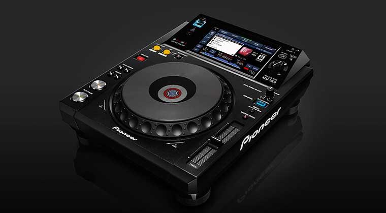 pioneer yeni nesil dj ürünü xdj 1000