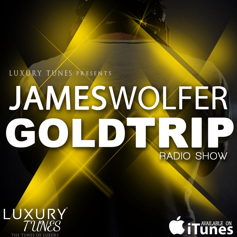 DJ James Wolfer müzik programı'nın yeni bölümünü yayınladı !
