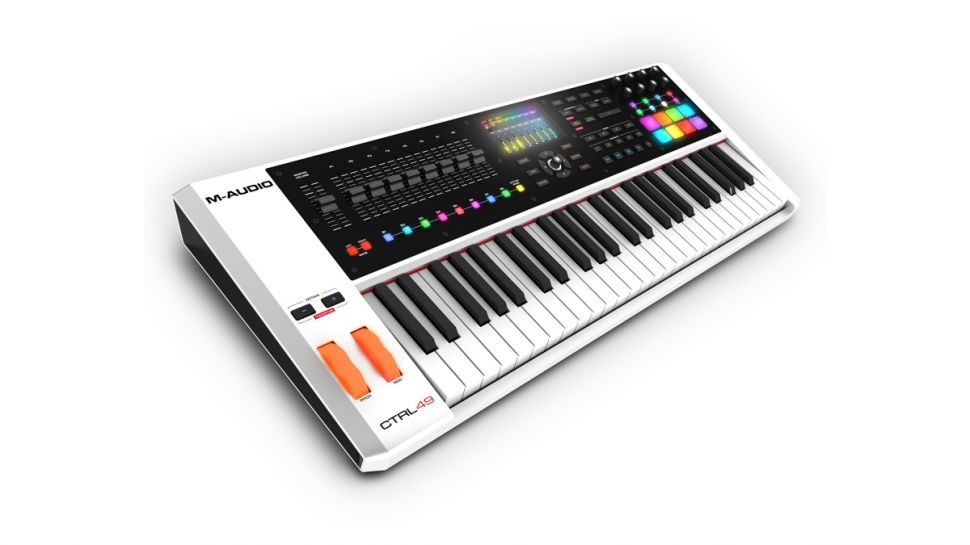 M-audio premium midi klavye üretiyor !
