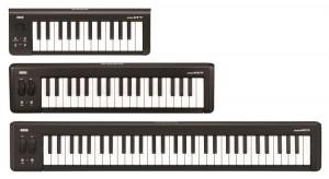 korg müzik aleti ve midi klavye modelleri Microkey 37